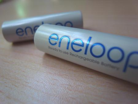 三洋eneloop充电电池