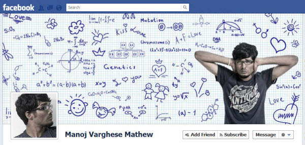 facebook timeline cover Facebook Timeline Cover: 40 (Really) Creative Examples