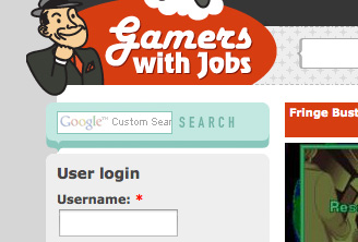 gamers with jobs Showcase of Beautiful Search Box UI Designs